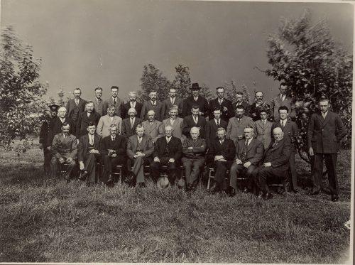 01334 bestuur en leden der eiervereniging Roggel 1908-1933