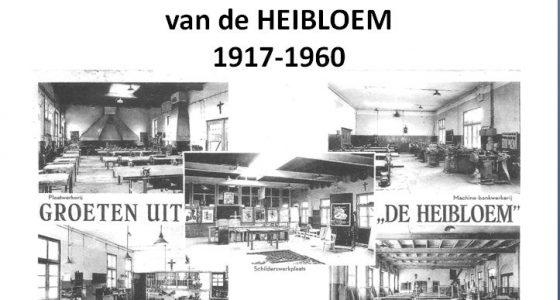 Lezing Jan Verkennis over ambachtschool Heibloem